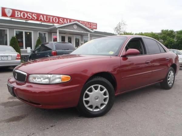 2003 Buick Century Custom - $3998