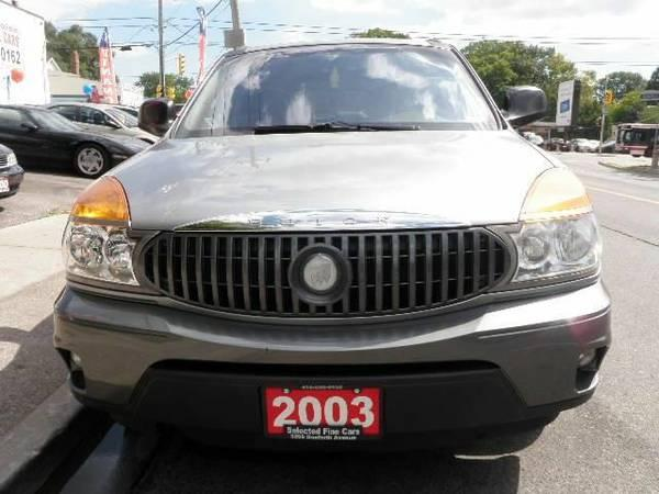 2003 Buick rendezvous - $3995