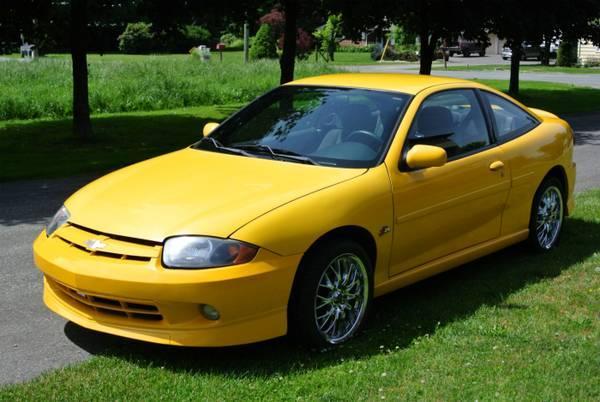 2003 Chevrolet Cavalier Z24 $4999 OBO - $4999