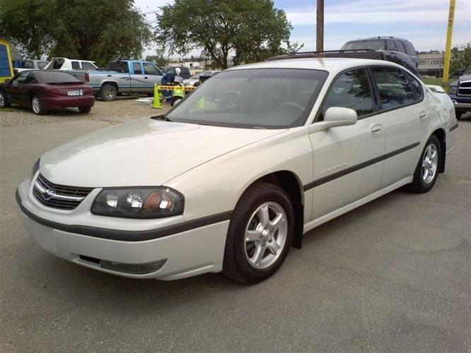 2003 chevrolet impala ls for sale in saskatoon saskatchewan all cars in ca. Cars Review. Best American Auto & Cars Review