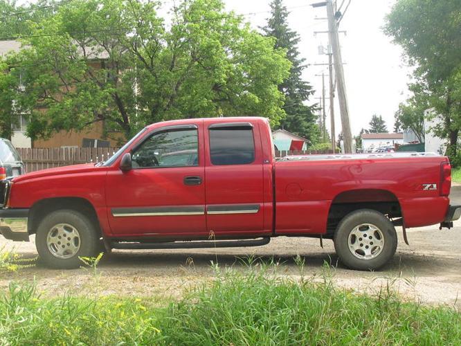 2003 Chevrolet Silverado 1500 notsure Pickup Truck