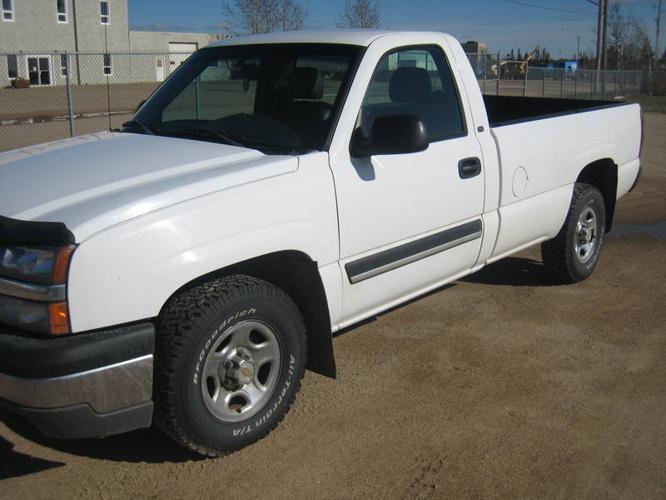 2003 chevrolet silverado 1500 pickup truck for sale in. Black Bedroom Furniture Sets. Home Design Ideas