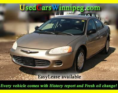 2003 Chrysler Sebring LX - Safetied - $2650