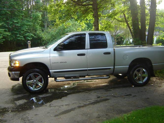 2003 DODGE RAM 1500 FOR SALE!! Need downsized commercial van