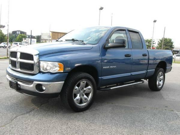 2003 Dodge Ram 1500 Hemi Quad Cab 4x4 *AC, Cruise, Power Opts* - $4995