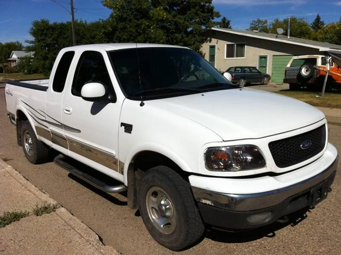 2003 ford f150 for sale canada autos post. Black Bedroom Furniture Sets. Home Design Ideas