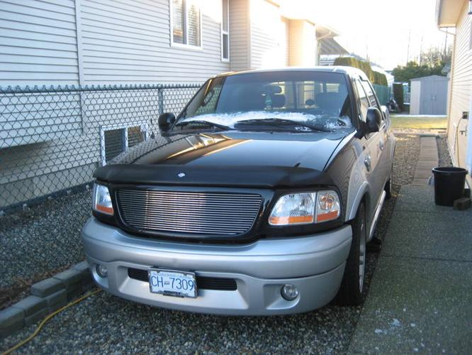2003 ford f 150 harley davidson pickup truck for sale in surrey british columbia all cars in. Black Bedroom Furniture Sets. Home Design Ideas