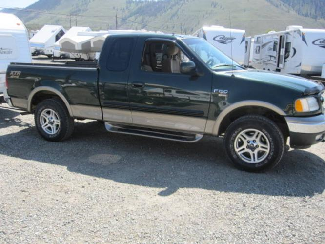2003 ford f 150 xlt xtr package pickup truck for sale in kamloops british columbia all cars. Black Bedroom Furniture Sets. Home Design Ideas