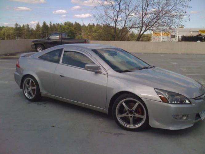 2003 honda accord sports coupe coupe for sale in kitchener ontario all cars in. Black Bedroom Furniture Sets. Home Design Ideas
