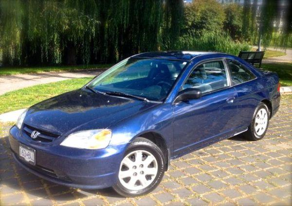 2003 HONDA CIVIC FOR SALE! - $3500 for sale in Kelowna, British Columbia | All cars in Canada.com