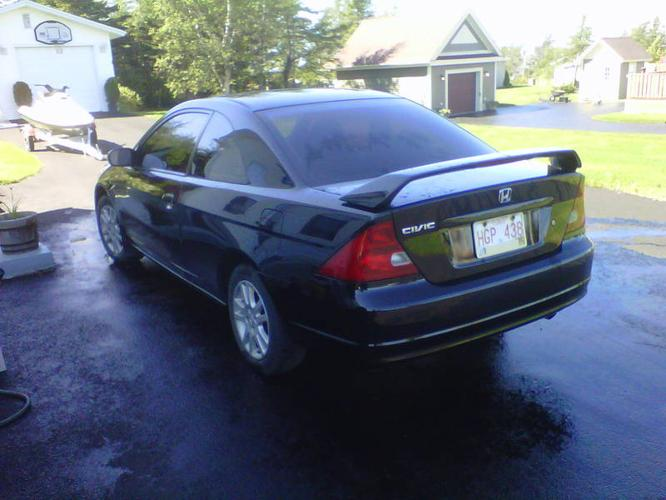 2003 Honda Civic Si Coupe For Sale In Conception Bay South