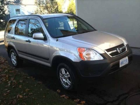 2003 Honda CR-V EX - manual for $7,299.99