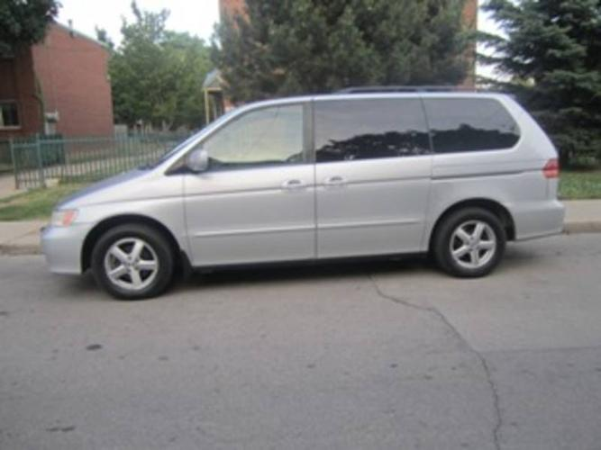 2003 honda odyssey minivan for sale for sale in hamilton ontario all cars in. Black Bedroom Furniture Sets. Home Design Ideas