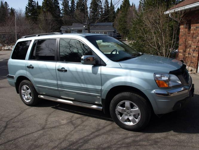 2003 honda pilot suv for sale in sault ste marie ontario for Honda large suv