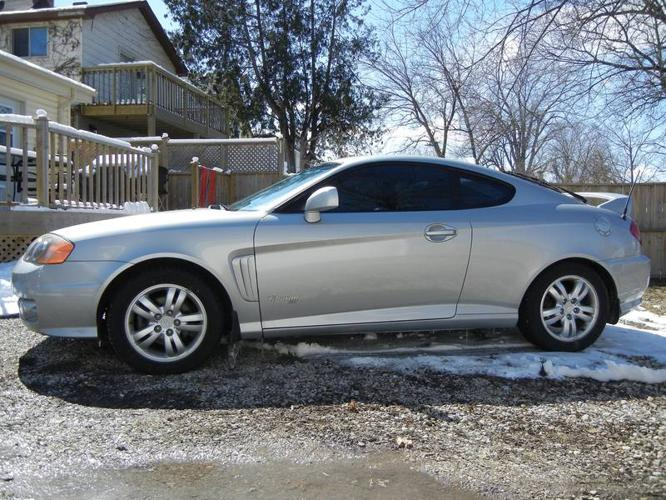 2003 hyundai tiburon tuscani gt coupe for sale in london. Black Bedroom Furniture Sets. Home Design Ideas
