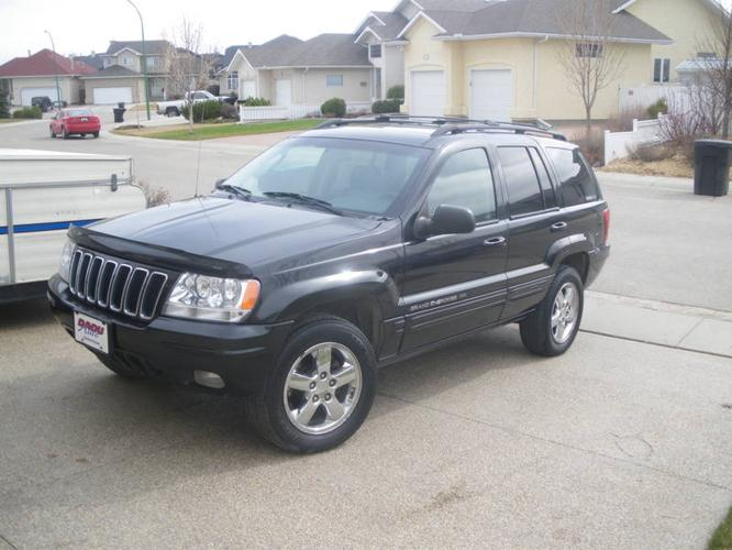 2003 jeep grand cherokee limited for sale in saskatoon saskatchewan. Cars Review. Best American Auto & Cars Review