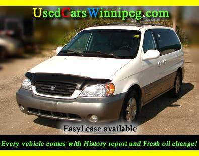 2003 Kia Sedona - Safetied - $3500