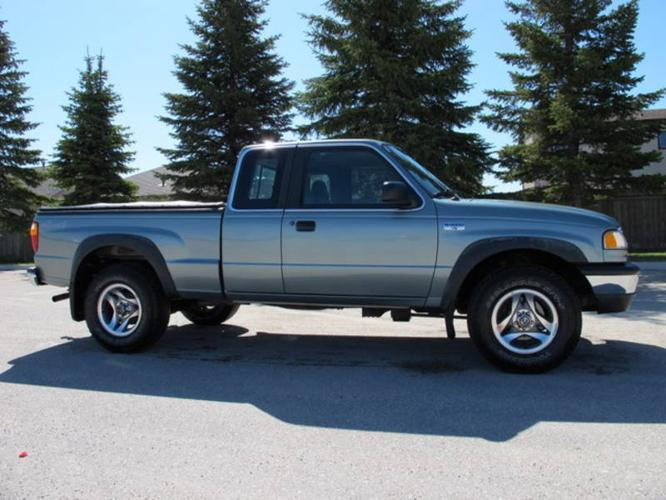 2003 mazda b4000 pickup truck for sale in winnipeg manitoba all cars in. Black Bedroom Furniture Sets. Home Design Ideas