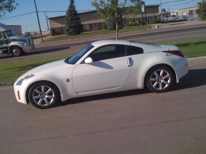 2003 nissan 350z performance amazing condition for sale in saskatoon saskatchewan all cars. Black Bedroom Furniture Sets. Home Design Ideas