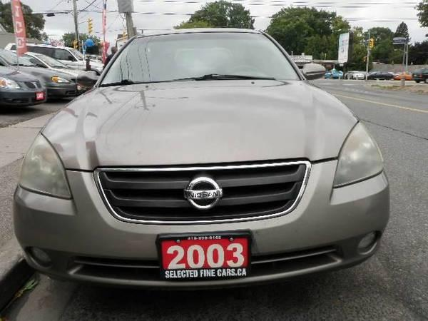 2003 Nissan Altima - $2995