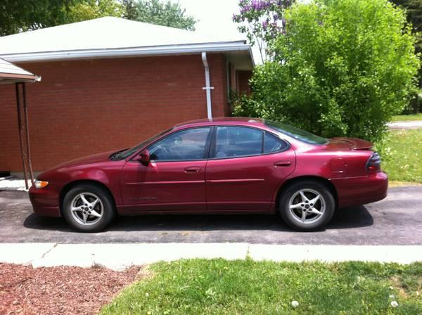 2003 PONTIAC GRAND PRIX FOR SALE! MUST SEE! - $1900