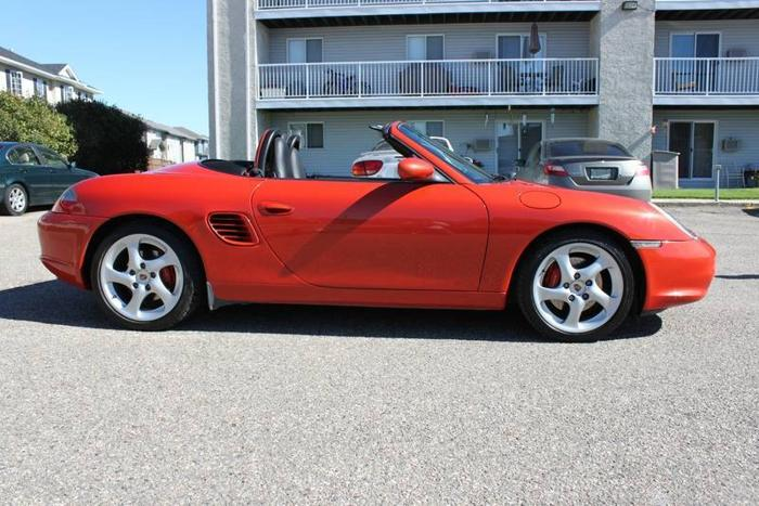 2003 porsche boxster s convertible wow for sale in. Black Bedroom Furniture Sets. Home Design Ideas