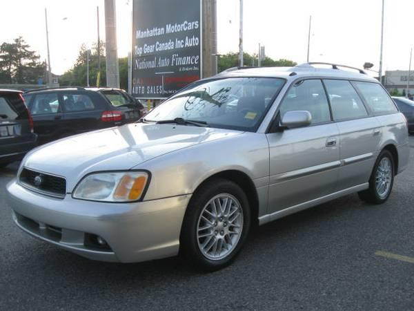 2003 Subaru Legacy Special Edition Wagon*Power Opts, AC, Cruise* - $1995