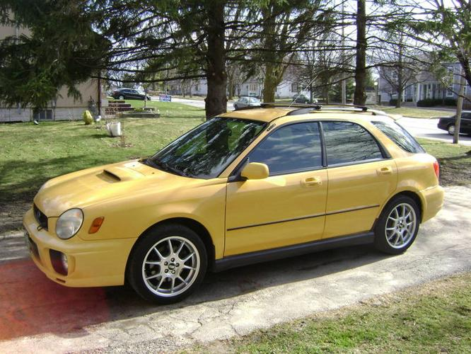 2003 Subaru Wrx Spec R1 Wagon For Sale In Sharon Ontario All Cars In Canada Com