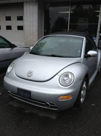 2003 Volkswagen Cabriolet ** FULL FULL!! - $3500