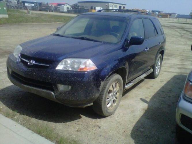 2004 Acura MDX SUV!!! WILL TAKE BEST OFFER