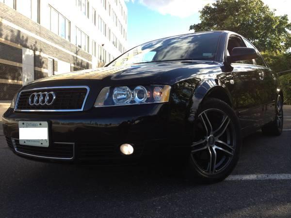 2004 Audi A4 *** Original Low KMS *** Mint Condition *** - $8850