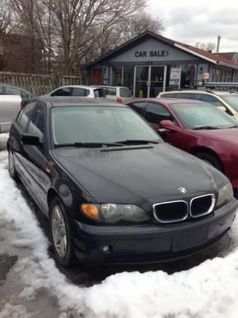 2004 BMW 320 2.0 L. Good car - $4900