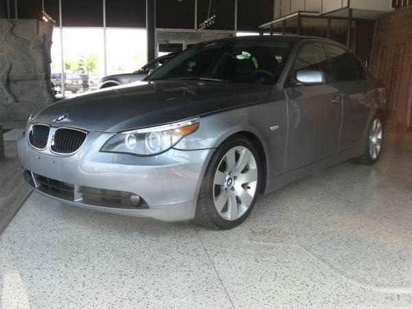 2004 BMW 530i *** 6 Speed Manual, SUNROOF, Leather, AC *** - $9250