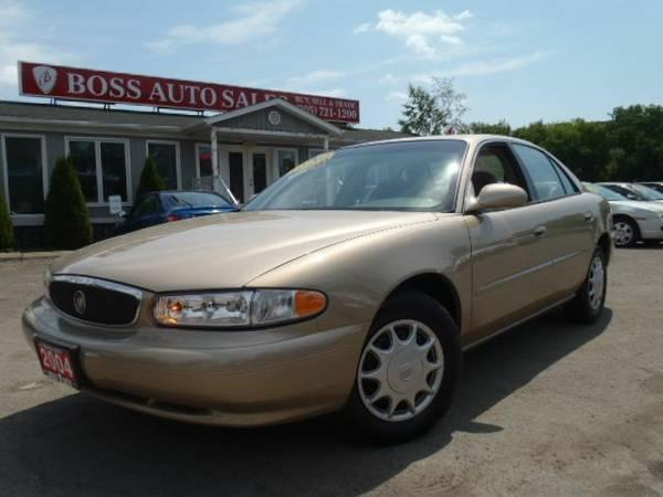 2004 Buick Century - $4998