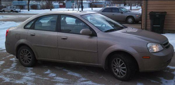 2004 Chevrolet Optra 135K in Yorkton - $4800