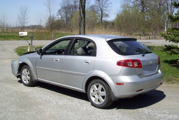 2004 Chevrolet Optra Ls 5 Hatchback For Sale In Niagara