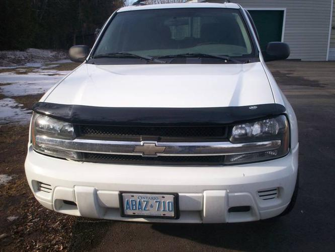 2004 Chevrolet Trailblazer LS SUV