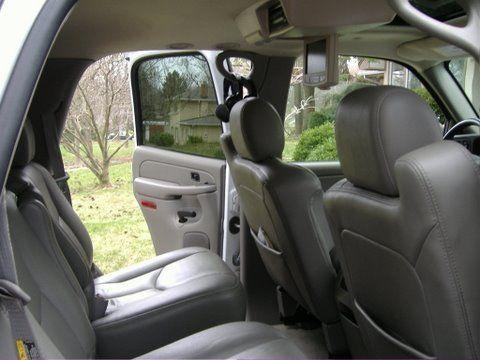 2004 Chevy Tahoe - $8000