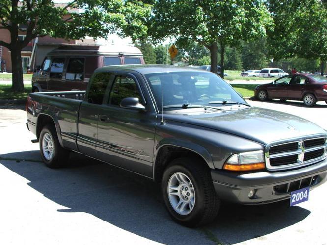 Dodge Dakota Pickup Truck on Dodge Dakota Accidents