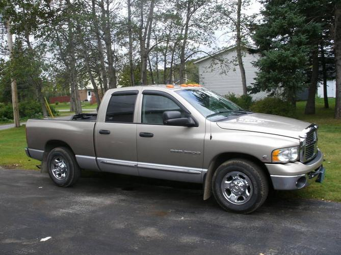 Home » 2004 Dodge 2500 Diesel Better Mpg