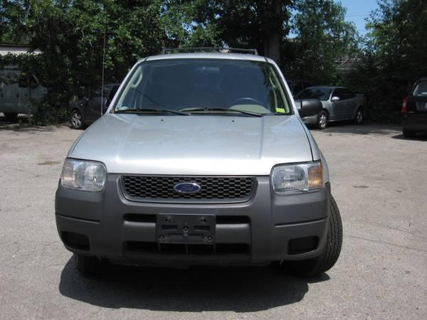 FS: 2004 Ford Escape - $3500