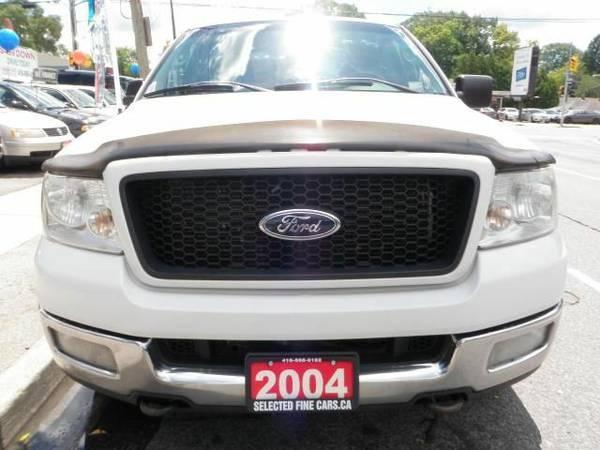 2004 Ford F150 XLT - $5995