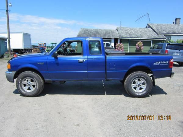 2004 Ford Ranger XLT 4x4 - $5000