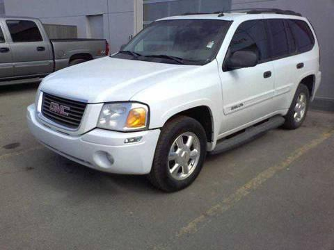 2004 GMC Envoy SLE 4X4 for $15,991