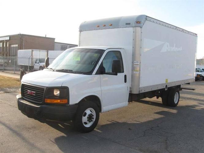 2004 Gmc Savana 16ft Cube Van For Sale In Yellowknife