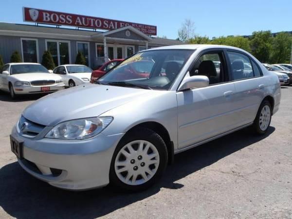 2004 Honda Civic LX - $5998