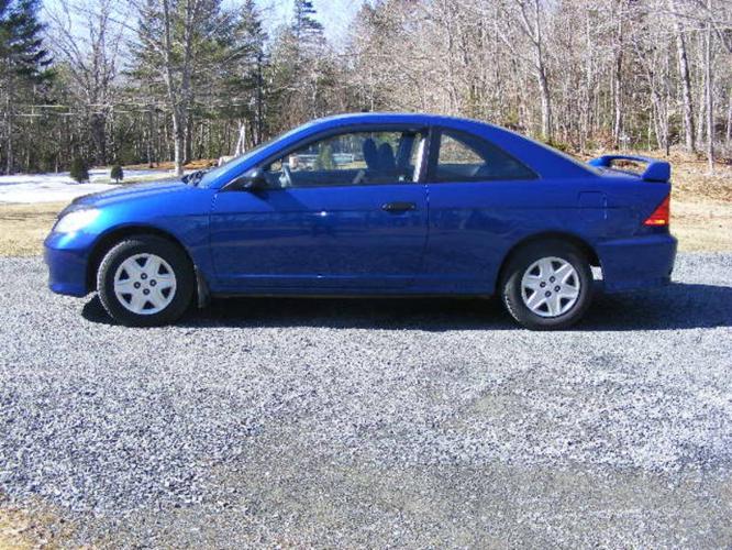 """2004 Honda Civic SE Coupe """"SOLD THANKS KIJIJI"""" for sale in ..."""