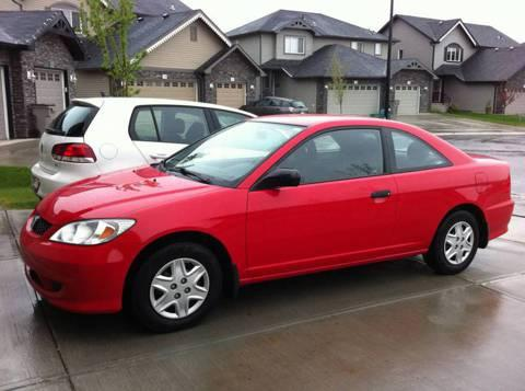 2004 Honda Civic Special Edition for $10,300