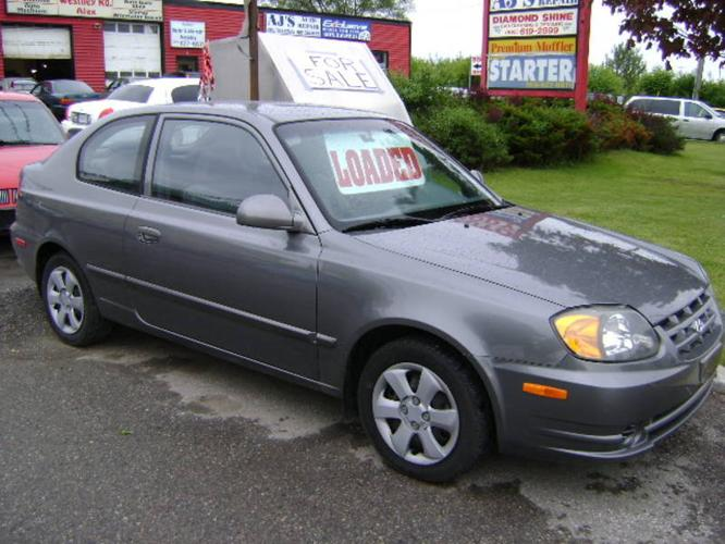 2004 Hyundai Accent Gs Hatchback For Sale In Ajax Ontario
