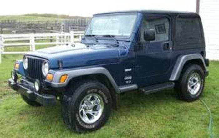 2004 jeep tj columbia edition suv for sale in regina saskatchewan all cars in. Black Bedroom Furniture Sets. Home Design Ideas